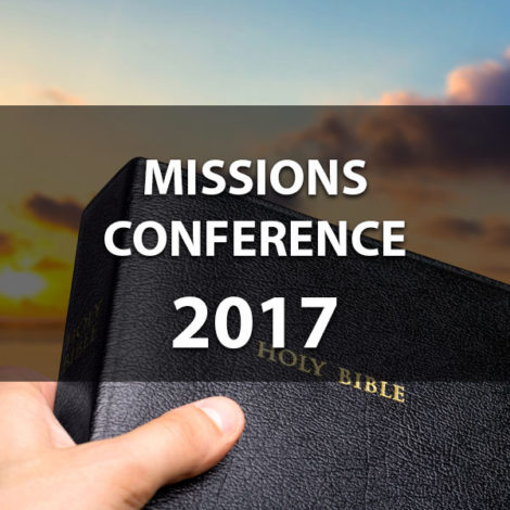 Missions Conference 2017 Pt. 1 – Enoch Kumar