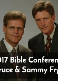 God Has a Perfect Plan (2017 Bible Conference #3)
