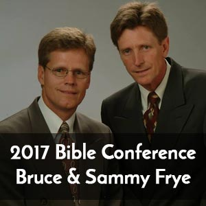 Redeem the Time (2017 Bible Conference #8)