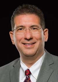 Dr. Sam Horn Visits GGC